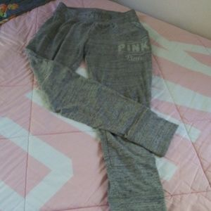 VS Pink size XS joggers